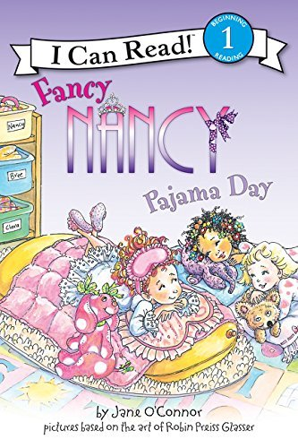 Jane O'connor Fancy Nancy Pajama Day