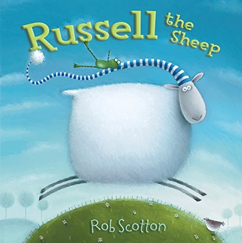 Rob Scotton Russell The Sheep