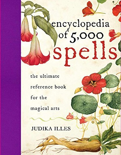 Judika Illes The Encyclopedia Of 5000 Spells