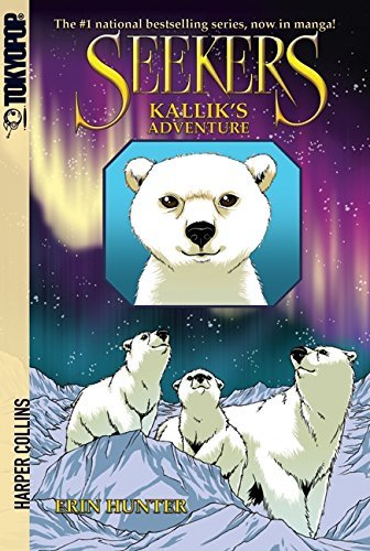 Erin Hunter Kallik's Adventure