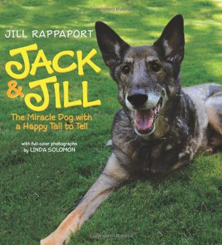 Jill Rappaport Jack & Jill The Miracle Dog With A Happy Tail To Tell