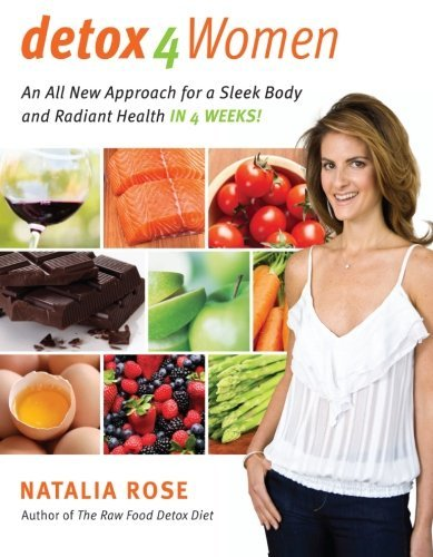 Natalia Rose Detox For Women An All New Approach For A Sleek Body And Radiant