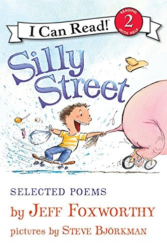 Jeff Foxworthy Silly Street Selected Poems