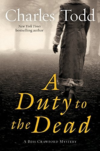 Charles Todd A Duty To The Dead