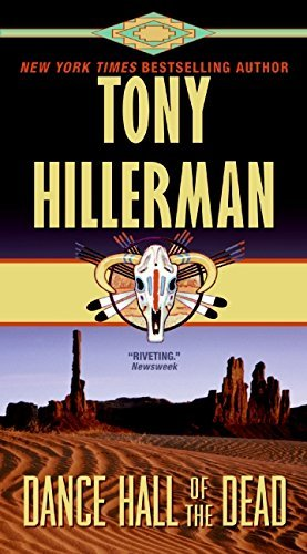 Tony Hillerman Dance Hall Of The Dead