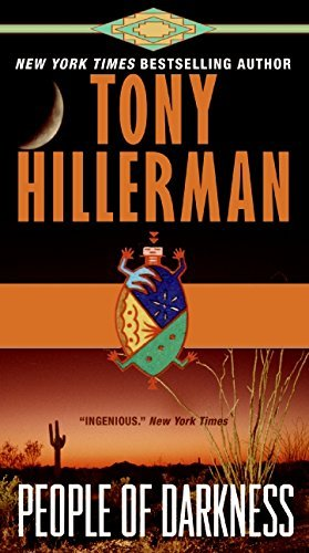 Tony Hillerman People Of Darkness