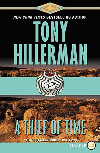 Tony Hillerman A Thief Of Time