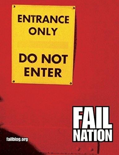 Sonya Vatomsky Fail Nation A Visual Romp Through The World Of Epic Fails