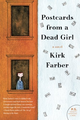 Kirk Farber Postcards From A Dead Girl