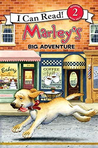 John Grogan Marley's Big Adventure