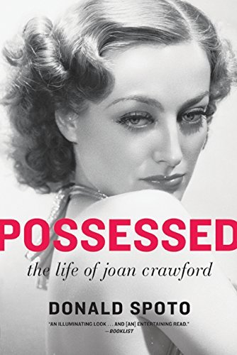 Donald Spoto Possessed The Life Of Joan Crawford