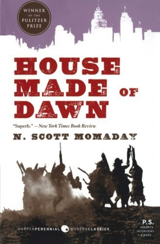 N. Scott Momaday House Made Of Dawn