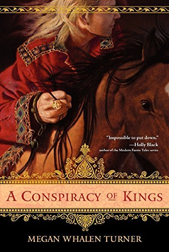 Megan Whalen Turner A Conspiracy Of Kings