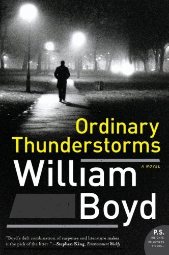 William Boyd Ordinary Thunderstorms
