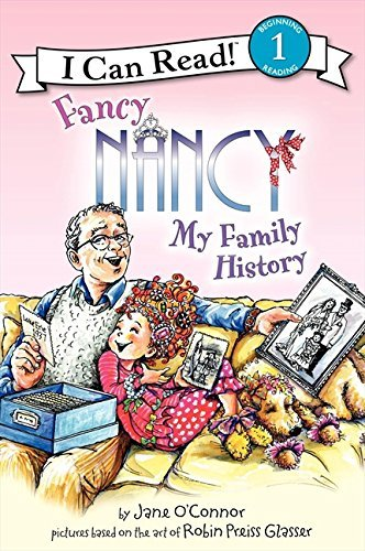 Jane O'connor Fancy Nancy My Family History