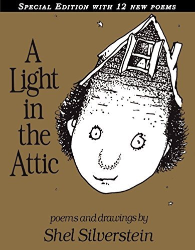 Shel Silverstein A Light In The Attic Special Edition With 12 Extra Special