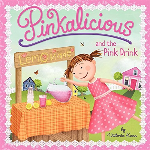 Victoria Kann Pinkalicious And The Pink Drink