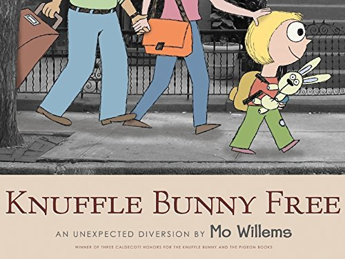 Mo Willems Knuffle Bunny Free An Unexpected Diversion