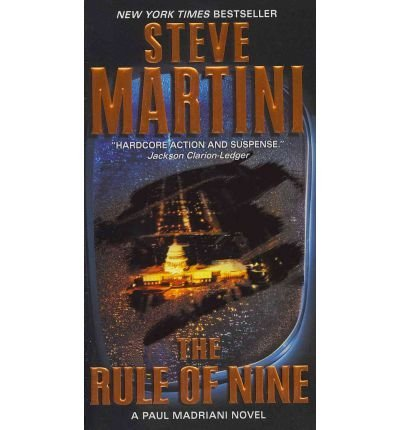 Steve Martini The Rule Of Nine