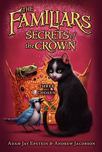 Adam Jay Epstein Secrets Of The Crown