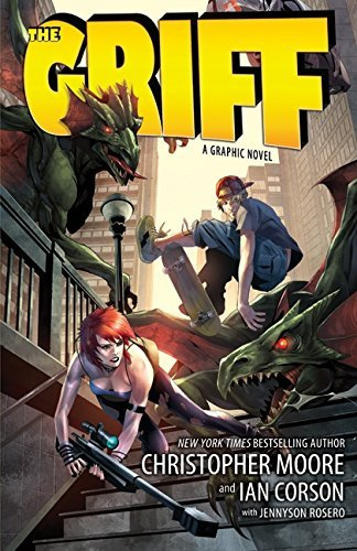 Christopher Moore The Griff A Graphic Novel