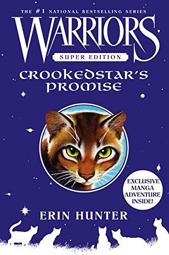 Erin Hunter Warriors Super Edition Crookedstar's Promise