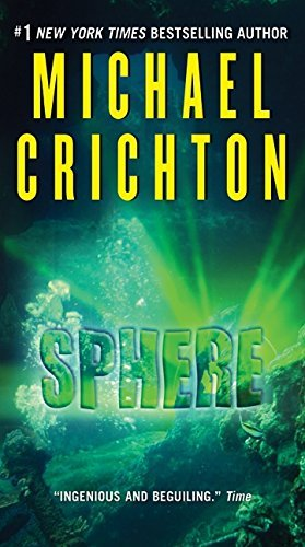 Michael Crichton Sphere
