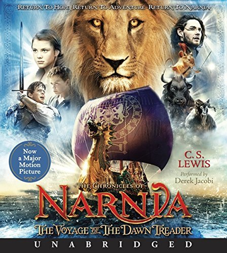 C. S. Lewis Voyage Of The Dawn Treader Mti CD