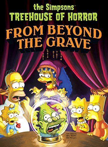 Matt Groening Simpsons Treehouse Of Horror From Beyond The Grave