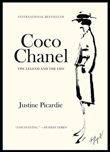 Justine Picardie Coco Chanel The Legend And The Life