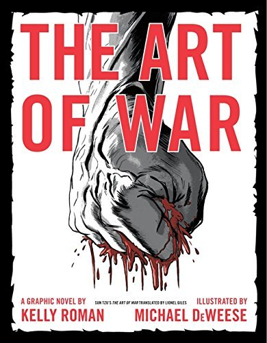 Kelly Roman The Art Of War A Graphic Novel