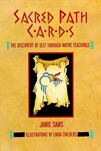 Jamie Sams Sacred Path Cards The Discovery Of Self Through Native Teachings