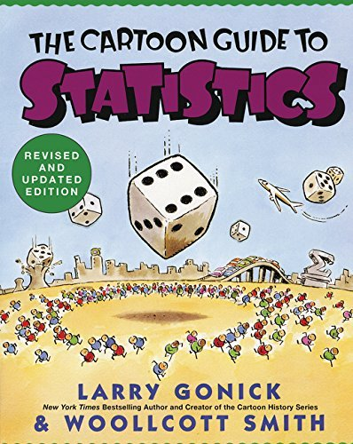 Larry Gonick Cartoon Guide To Statistics