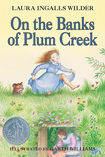 Laura Ingalls Wilder On The Banks Of Plum Creek