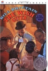 Bill Brittain The Wish Giver Three Tales Of Coven Tree