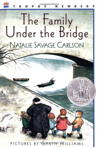 Natalie Savage Carlson The Family Under The Bridge