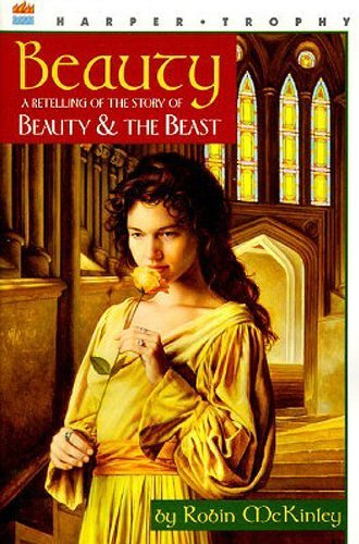 Robin Mckinley Beauty A Retelling Of Beauty & The Beast