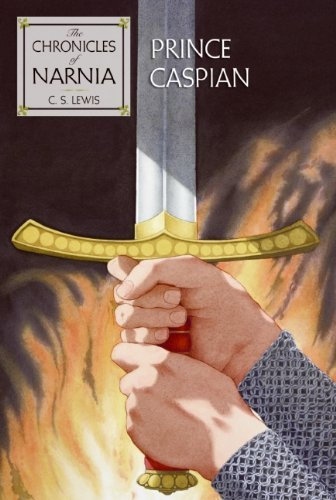 C. S. Lewis Prince Caspian The Return To Narnia