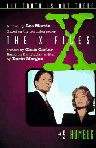 Les Martin Humbug X Files Middle Grade Vol. 5