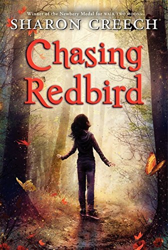 Sharon Creech Chasing Redbird