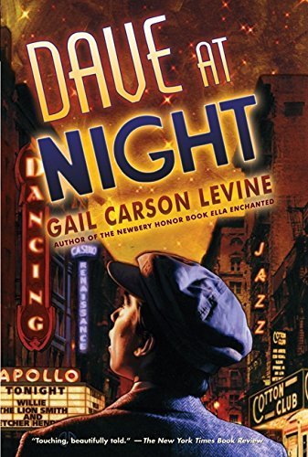Gail Carson Levine Dave At Night