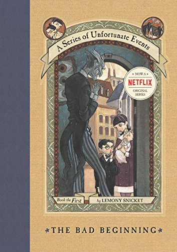 Lemony Snicket The Bad Beginning