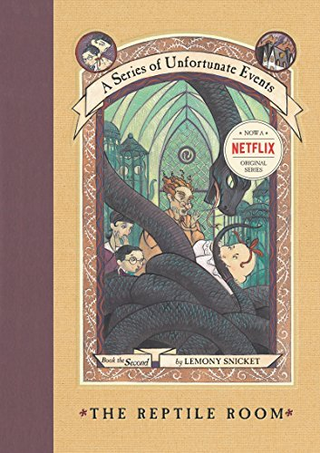 Lemony Snicket The Reptile Room