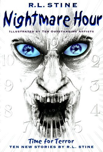 R. L. Stine Nightmare Hour Time For Terror