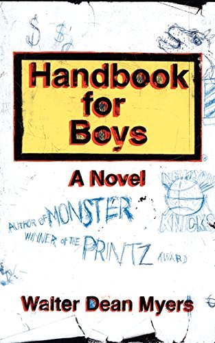 Walter Dean Myers Handbook For Boys