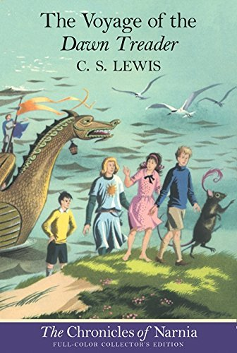 C. S. Lewis The Voyage Of The Dawn Treader