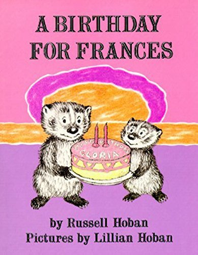 Russell Hoban A Birthday For Frances