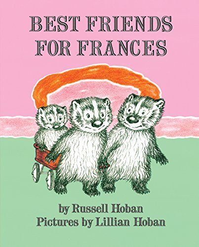 Russell Hoban Best Friends For Frances