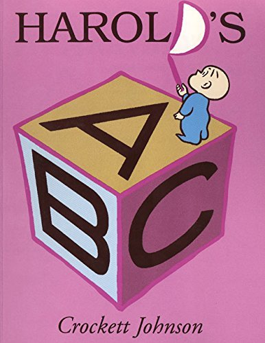 Crockett Johnson Harold's Abc