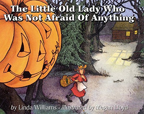Linda Williams The Little Old Lady Who Was Not Afraid Of Anything